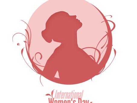 Before I wish you 'Happy International Women's Day…