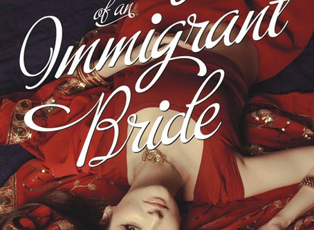 Exciting! 'Diary of An Immigrant Bride' being launched across India in June 2015.