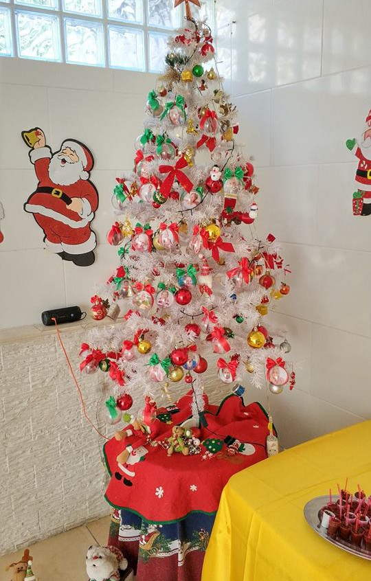 Natal no Chalé da Vovó