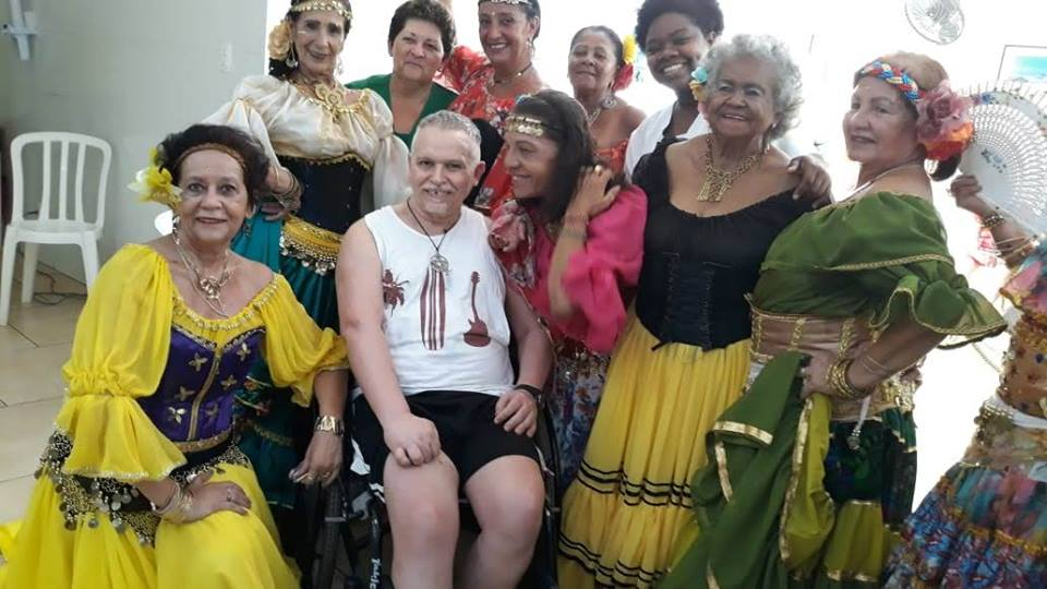 Festa Cigana no Chalé da Vovó