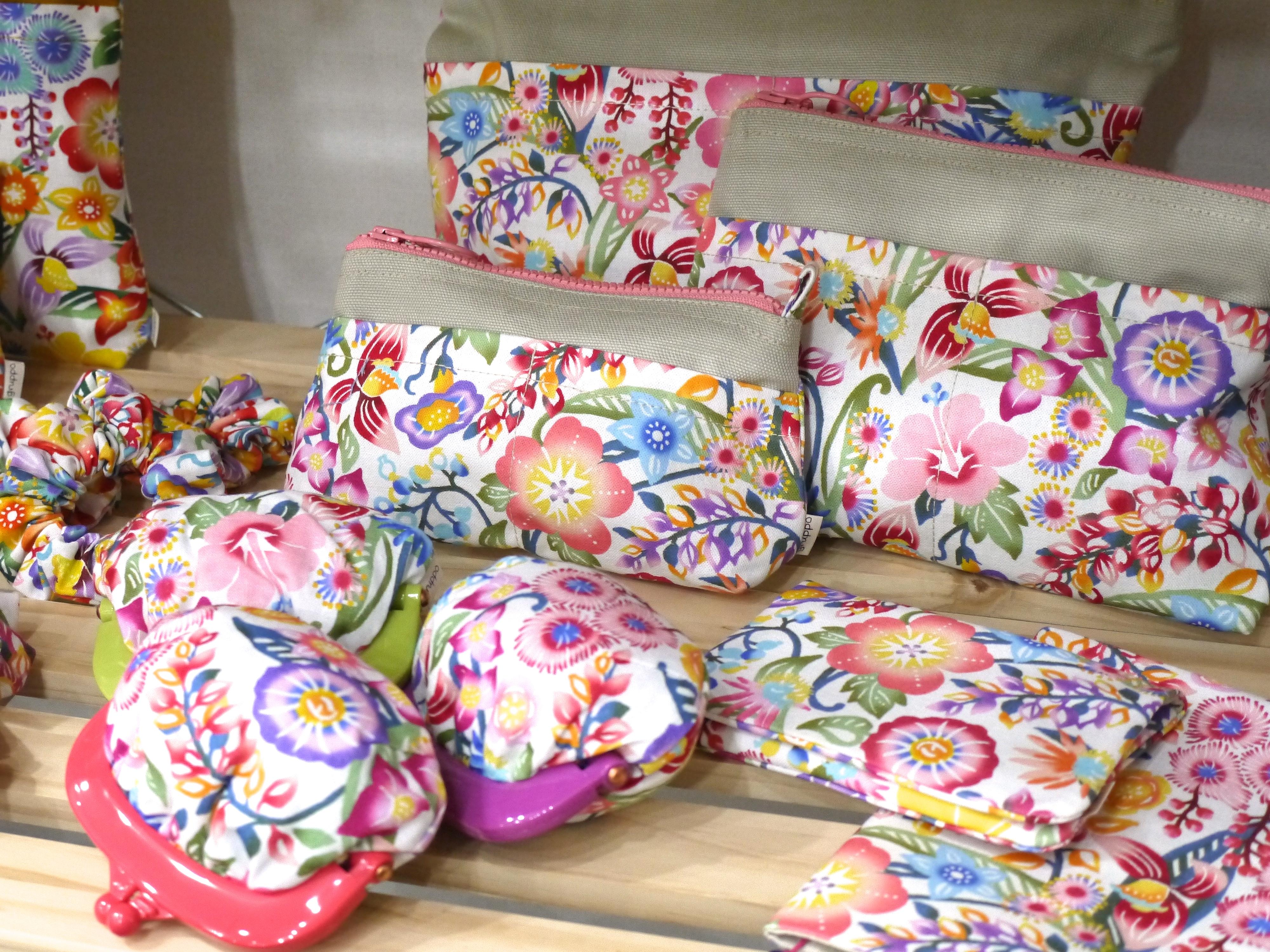 沖縄の花たち ピンク