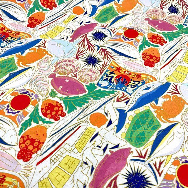 MIMURIさんデザイン『気仙沼の海』