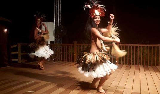 Tahitian 'Ote'a