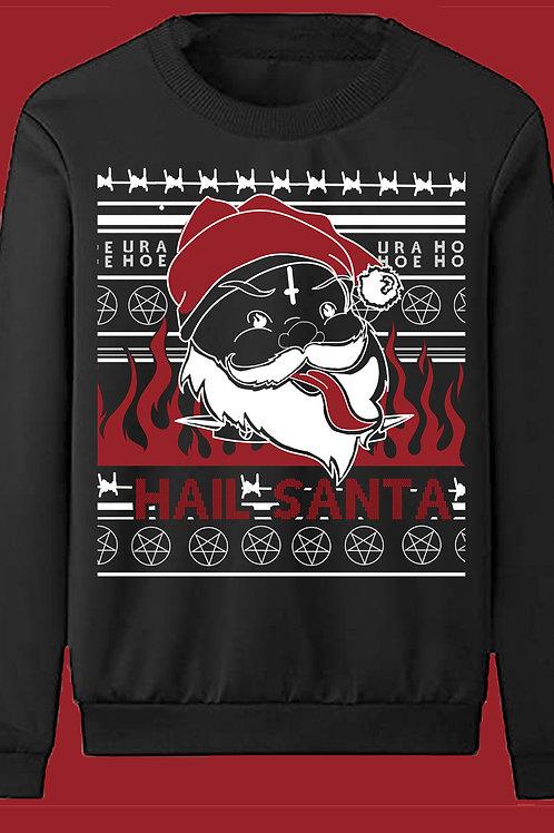 Hail Santa Sweater