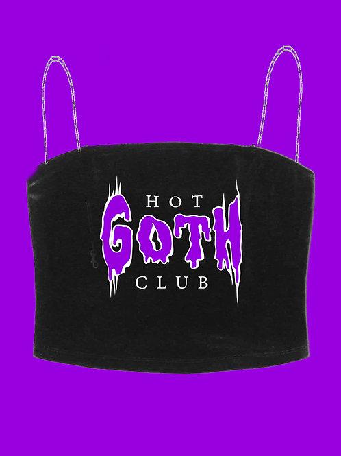 Hot Goth Top