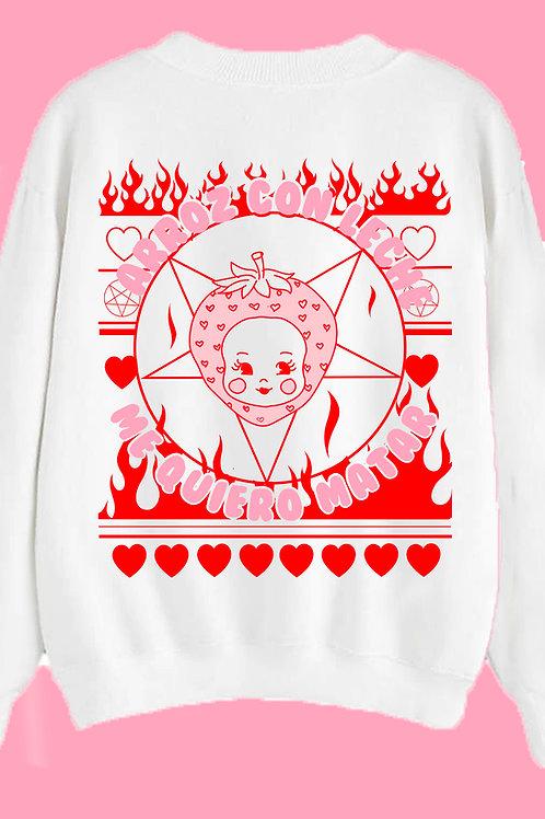 Arroz Con Leche Sweater