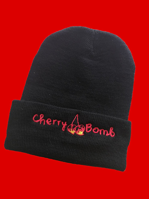Cherry Bomb Beanie