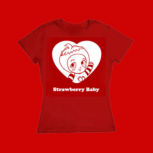 Strawberry Baby Shirt