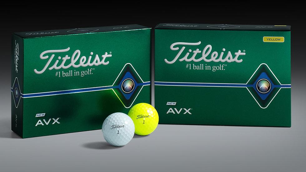 Titleist AVX Golf Balls (Dozen)