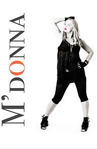 M'Donna Madonna Tribute