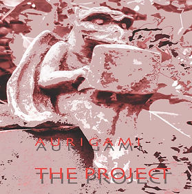 AURIGAMI - The Project album cover2 copy