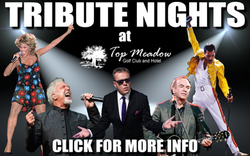 Top Meadow Tribute Nights
