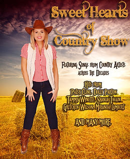 Sweet Hearts Of Country Show