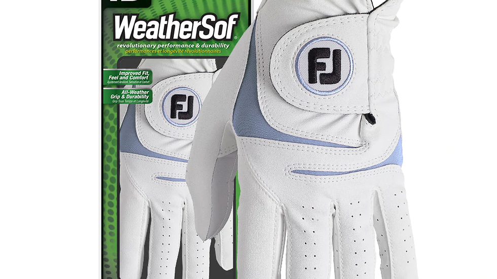 Footjoy WeatherSof Golf Gloves