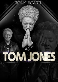 Tony Scarth Tom Jones Tribute