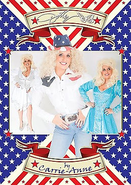 Carrie-Anne Rendell Dolly Parton Tribute