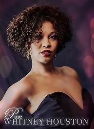 Annette Campbell Whitney Houston Tribute