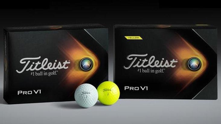 Titleist Pro V1 Golf Balls (Dozen)