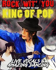 Rock Wit' You Michael Jackson Tribute