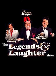 Neil Duncan Legends & Laughter Show