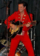 Mark Keeley's Elvis Show Elvis Tribute