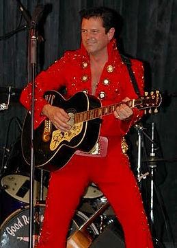 Mark Keeley's Elvis Show Elvis Tribute