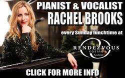 Rachel Brooks at The Rendezvous
