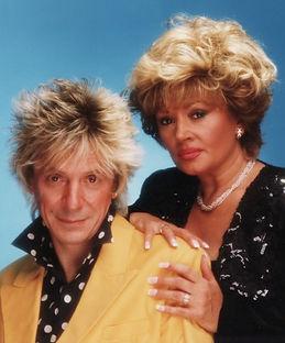 It Takes Two Rod Stewart & Tina Turner Tribute
