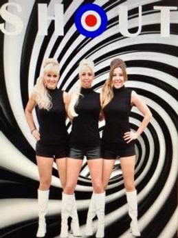 Shout Girls Girls Girls 60s Tribute