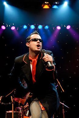 Lee Pashley Robbie Williams Tribute