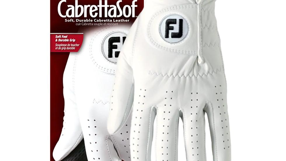 Footjoy CabrettaSof Golf Gloves