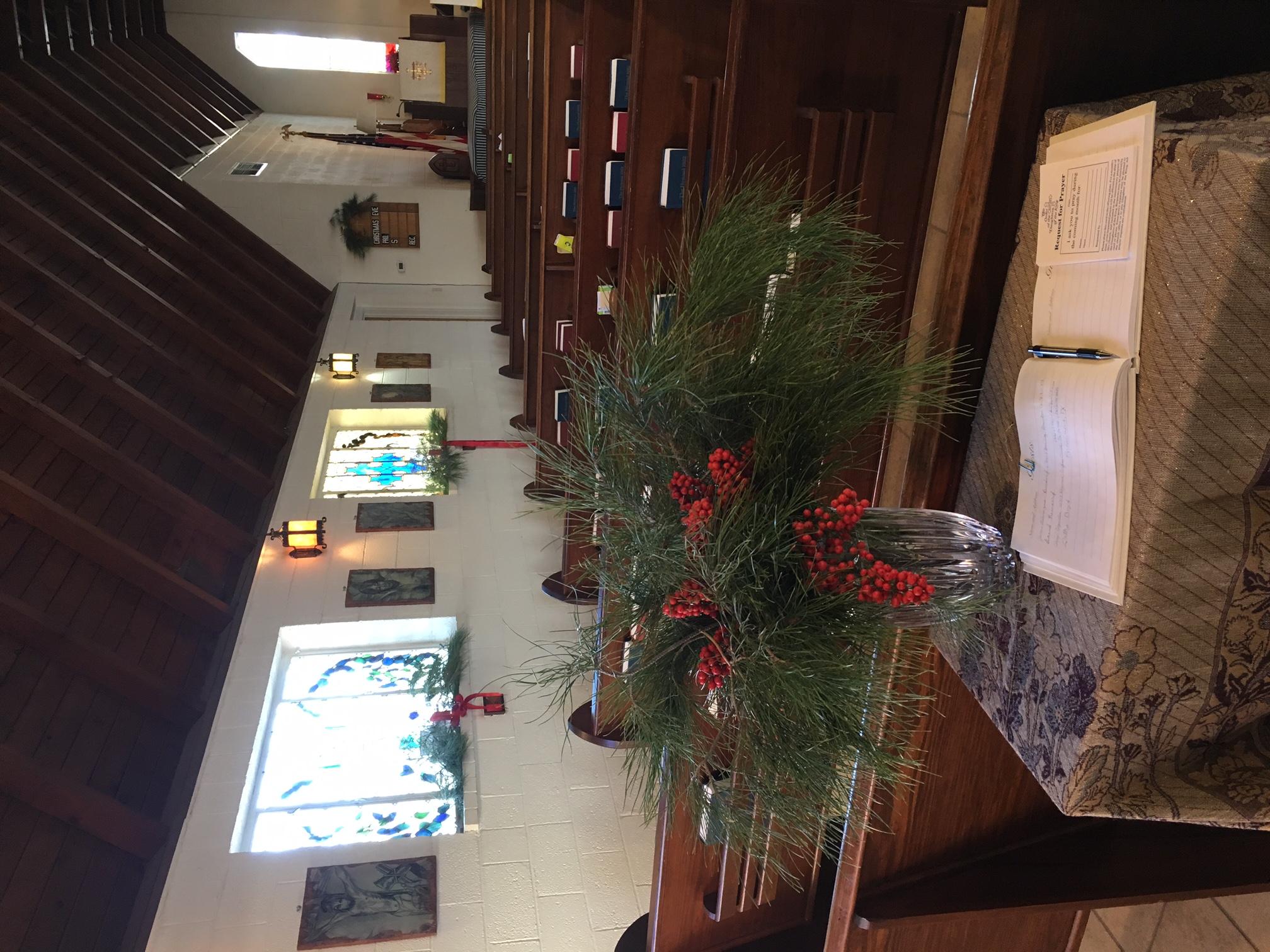 2016 Christmas Church