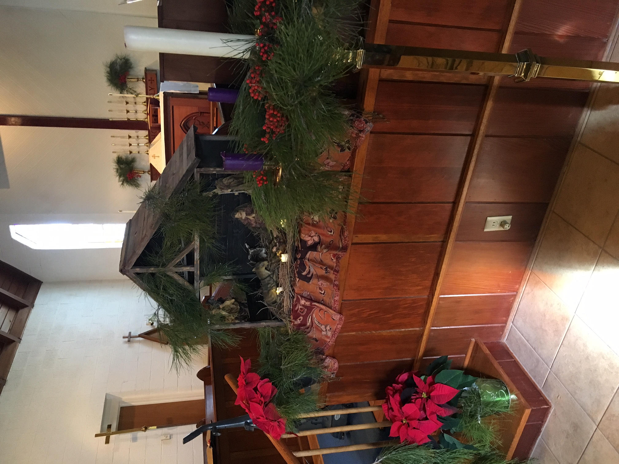 2016 Christmas Church