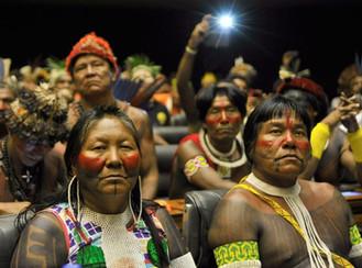 Senado homenageia povos indígenas