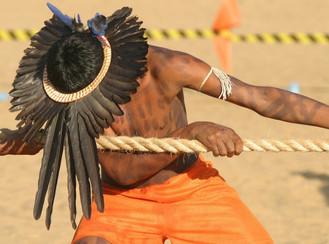 Fórum discute participação indígena em esportes de alto rendimento