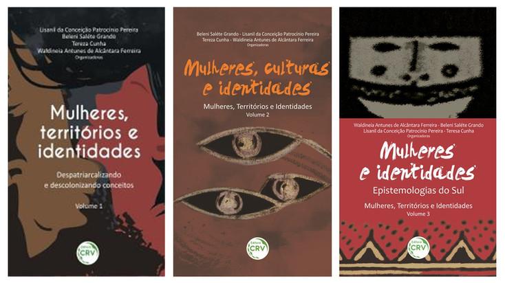 Venha conferir a Coletânea - Mulheres, Territórios e Identidades!!!