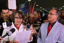 Manifesto contra PEC da demarcação de terras destaca inconstitucionalidade