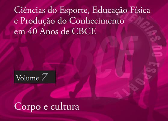 Pesquisadores do Coeduc publicam na Coletânea Corpo e Cultura -  40 Anos do CBCE