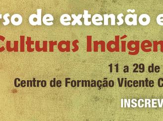 Cimi e Unila promovem curso de extensão em histórias e culturas indígenas
