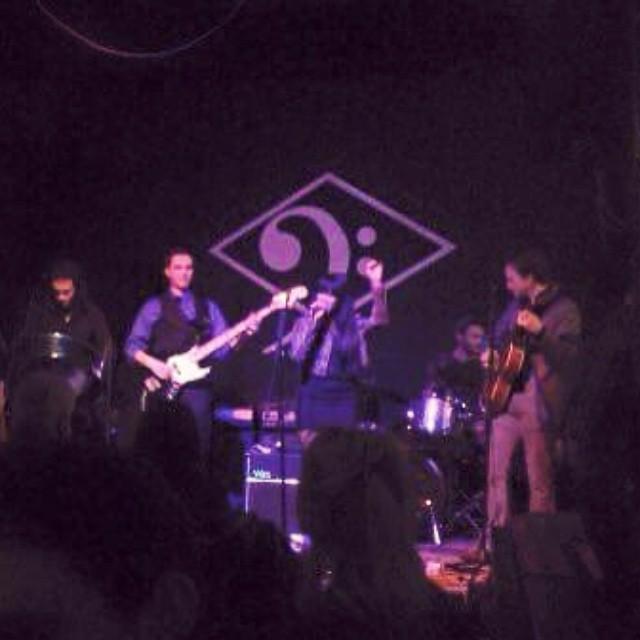 Instagram - My band Novalatte at Baseline Station Pub last night!