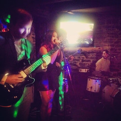Instagram - Novalatte's debut gig from last night at Lunenburg! It was such a bl