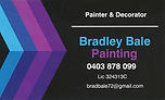 Bradley Bale Painting Dungog