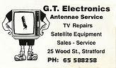 GT Electronics Stratford