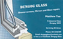 Dungog Glass