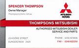 Thompson Mitsubishi Dungog