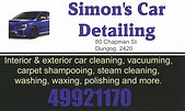 Simon's Car Detailing Dungog