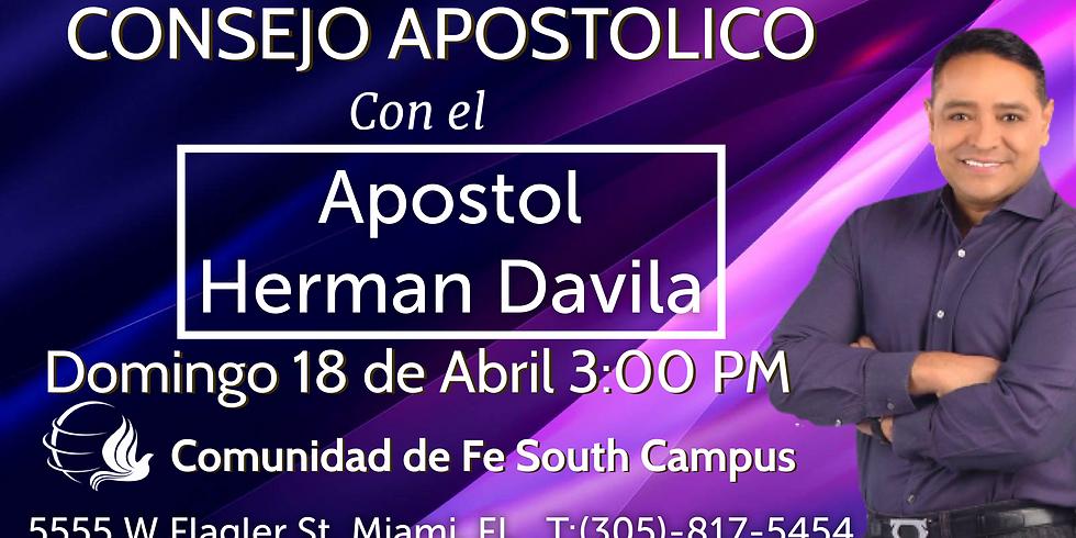 Consejo Apostolico