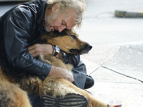 Compassion And The Bond Between Homeless People And Their Pets
