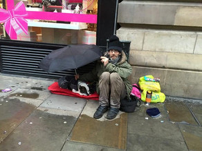 Coronavirus and The Homeless: A Ticking Timebomb Ready To Explode