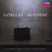 LA Master Chorale: Miserere by Górecki (2012)